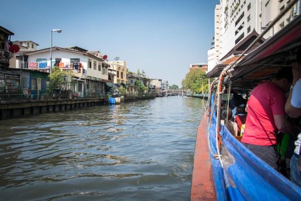 Water Taxi - Bangkok