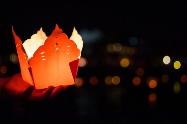 Maddy's lantern