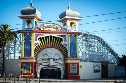 The famous Luna Park