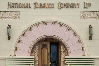 Napier's Art Deco